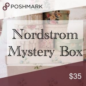 NWT Nordstrom Rack 5 piece reseller mystery box